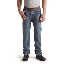 Ariat Flame-Resistant M5 Slim Basic Stackable Straight Leg Jean