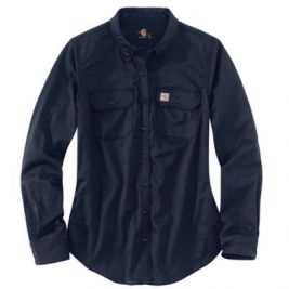 Carhartt Women's Rugged Flex Twill Shirt