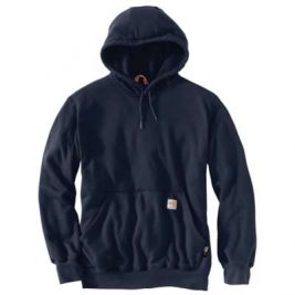 Carhartt Flame-Resistant Heavyweight Pullover Hooded Sweatshirt