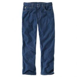 Carhartt Straight Leg Relaxed-Fit Jeans