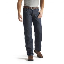Ariat Flame-Resistant M3 Loose Fit Jean – Dark Wash