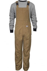 National Safety Apparel Unlined FR Bib Overall