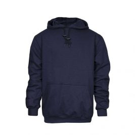 National Safety Apparel Heavyweight Hooded Pullover Sweatshirt