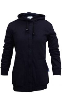 National Safety Apparel Women's Flame-Resistant Zip-Up Hoodie
