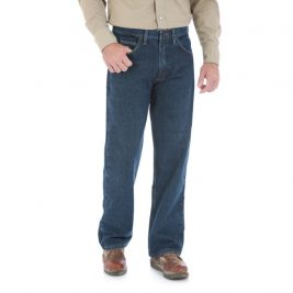 Wrangler® Extreme Relaxed Fit Flame-Resistant Jeans