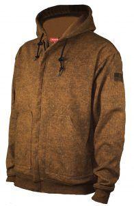 TECGEN® Flame-Resistant Tacoma Heavyweight Zip-Front Hoodie