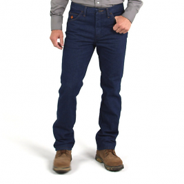 Wrangler® Flame-Resistant Slim Fit Jean