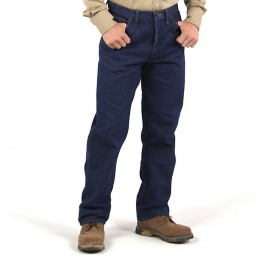 Wrangler® Flame-Resistant Relaxed Fit Jean