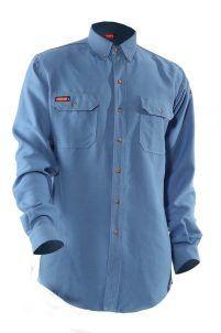 TECGEN® Flame-Resistant Premium Vented Shirt