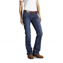 Ariat Flame-Resistant DuraStretch Women's Basic Bootcut Jeans