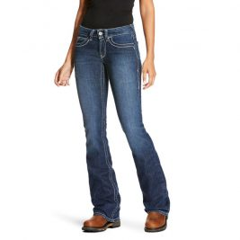 Ariat Flame-Resistant Women's DuraStretch Crossing Bootcut Jean