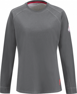 Bulwark iQ Series® Comfort Knit Women's Long Sleeve