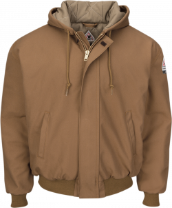Bulwark Heavyweight Insulated Hooded Jacket
