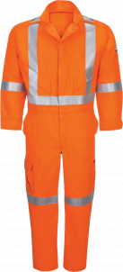 Bulwark iQ Series® Endurance Collection Hi-Vis Premium Coverall