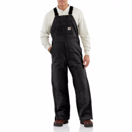 Carhartt Flame-Resistant Unlined Duck Bib Overall