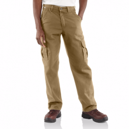 Carhartt Flame-Resistant Canvas Cargo Pants