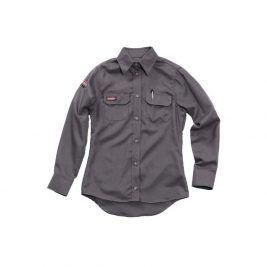 TECGEN® Women's Flame-Resistant Work Shirt