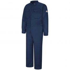 Bulwark Men's Midweight Excel Flame-Resistant Comfortouch® Premium Coverall