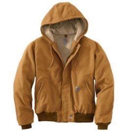 Carhartt Flame-Resistant Duck Active Quilt-Lined Jacket