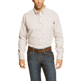 Ariat Flame-Resistant Gauge Work Shirt
