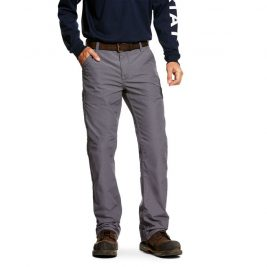 Ariat Men's Flame-Resistant Low Rise DuraLight Ripstop Bootcut Pants