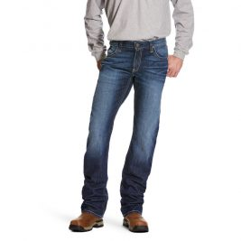 Ariat Flame-Resistant M5 Slim DuraStretch Truckee Stackable Straight Leg Jeans