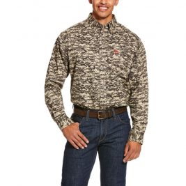 Ariat Flame-Resistant Patriot Work Shirt
