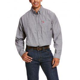 Ariat Flame-Resistant Twill DuraStretch Work Shirt