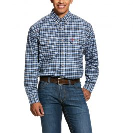 Ariat Flame-Resistant Featherlight Work Shirt