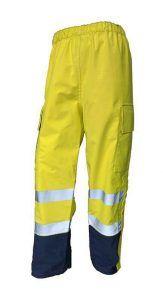 Neilsen Pro ARC Flame-Resistant Rainwear Hi-Visibility Trouser