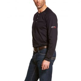 Ariat Flame-Resistant Air Henley