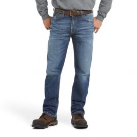 Ariat Flame-Resistant M4 Low-Rise Basic Bootcut Jeans