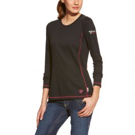 Ariat Women's Polartec® Power Dry® Long-Sleeve Top