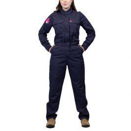 HauteWork® Westex Women's FR Ultrasoft Flex Suit