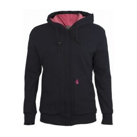HauteWork® Women's FR Lined Fleece Zip Up